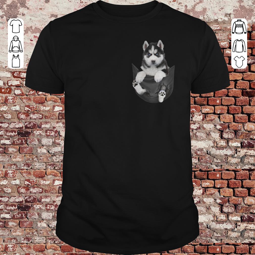 Husky Tiny Pocket shirt 1