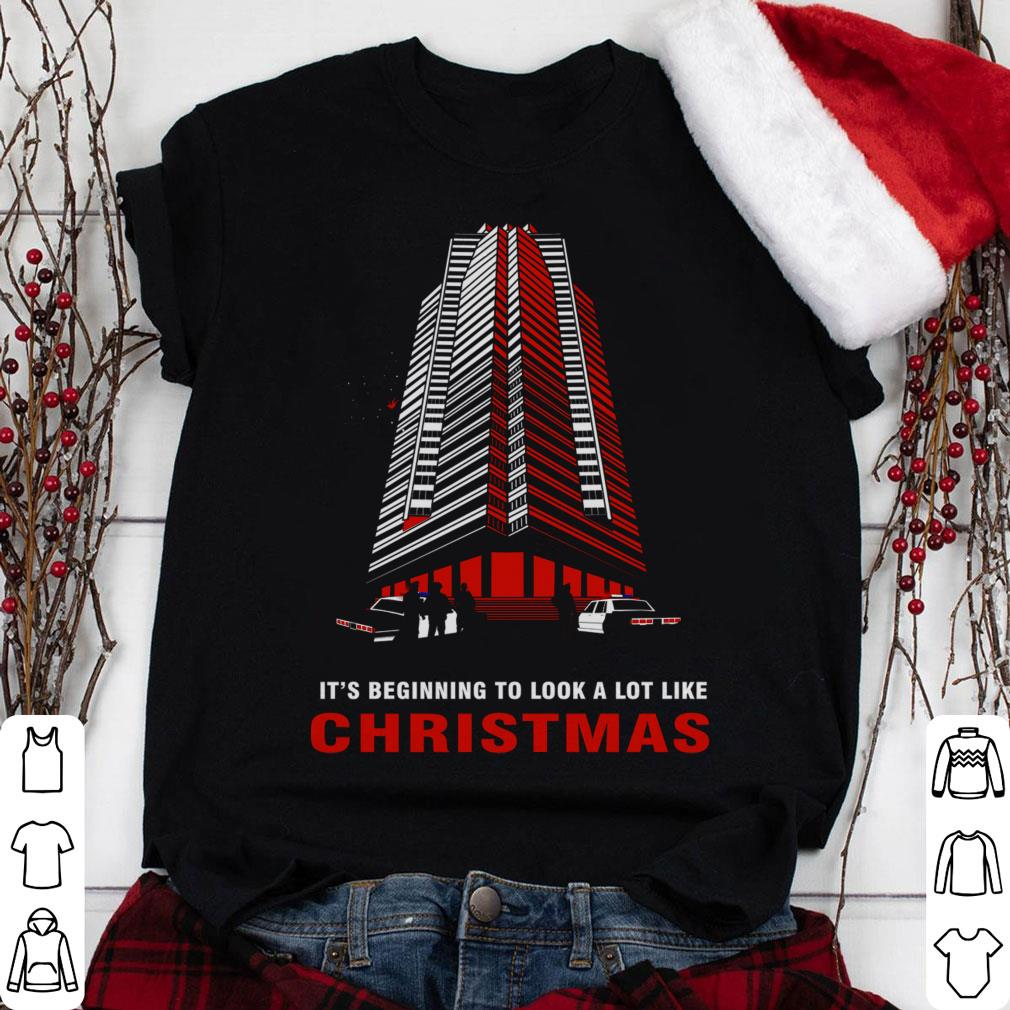 It's beginning to look a lot like christmas shirt