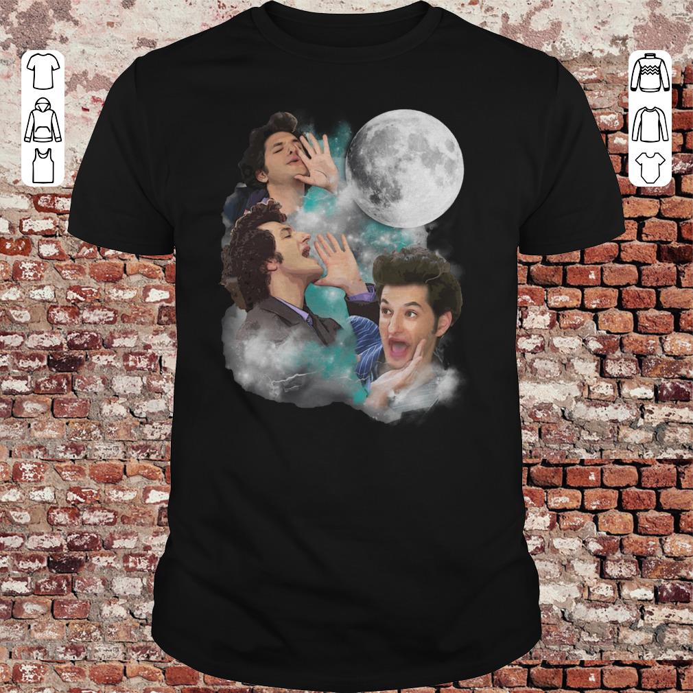 Jean-Ralphio Saperstein three Moon The wooorst shirt