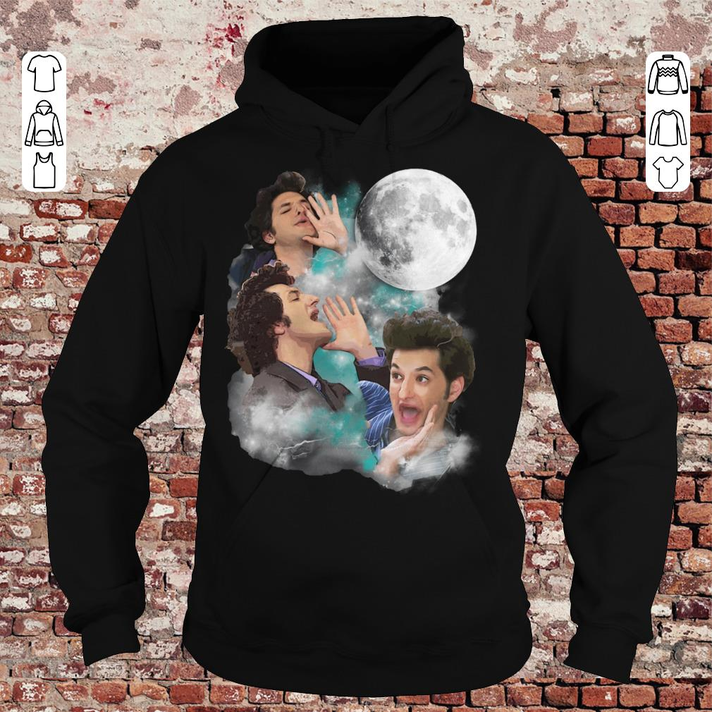Jean-Ralphio Saperstein three Moon The wooorst shirt Hoodie