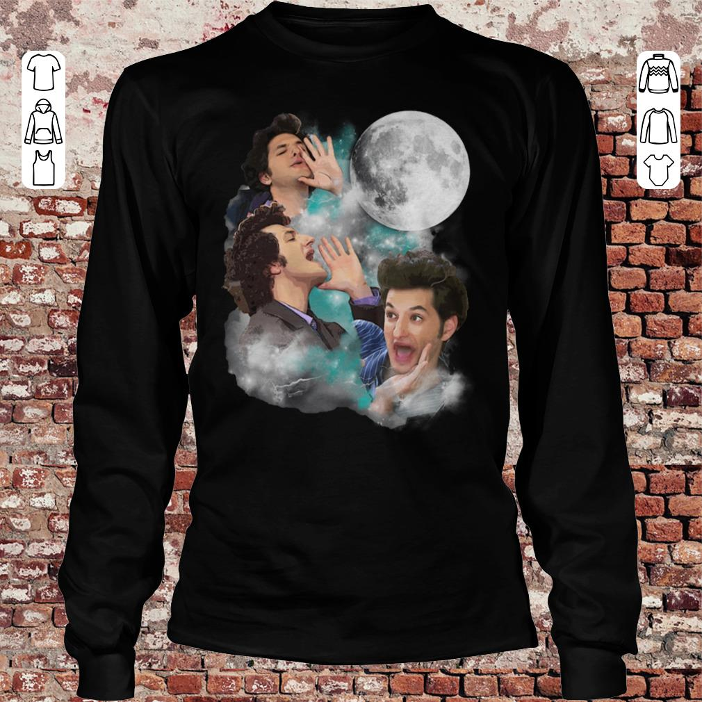 Jean-Ralphio Saperstein three Moon The wooorst shirt Longsleeve Tee Unisex