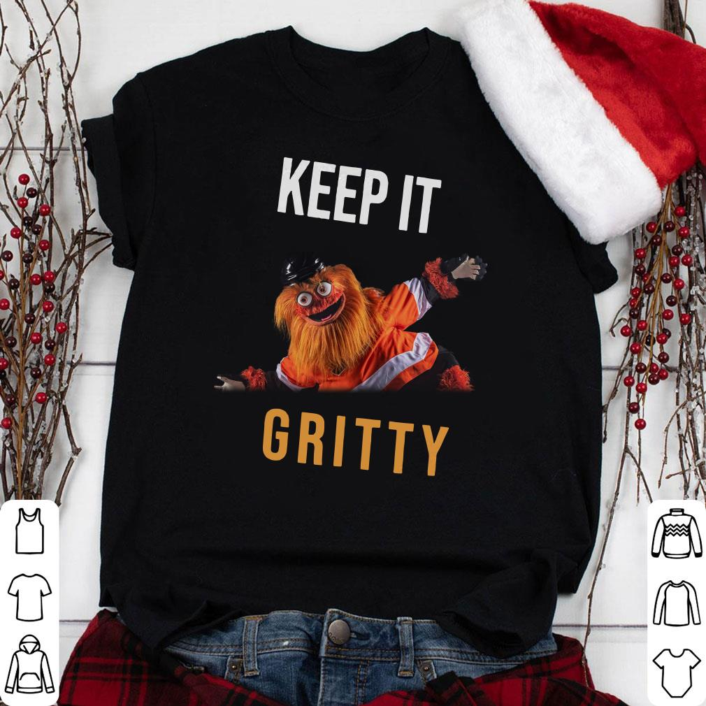Keep It Gritty Flyers Mascot shirt