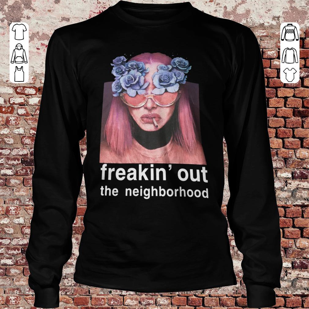 Mac DeMarco freakin out the neighborhood shirt Longsleeve Tee Unisex