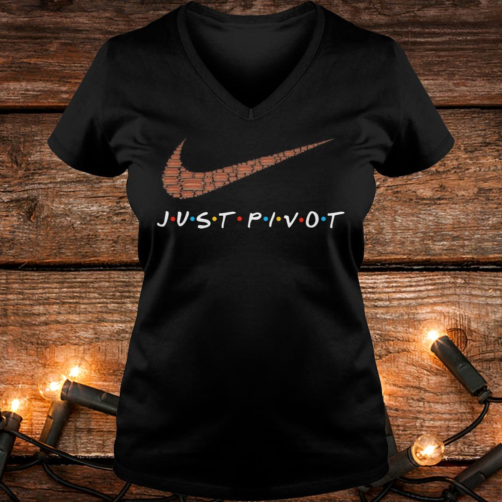 Nike just pivot shirt Ladies V-Neck