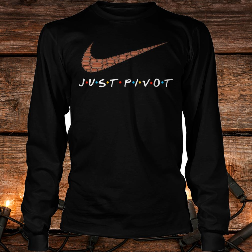 Nike just pivot shirt Longsleeve Tee Unisex