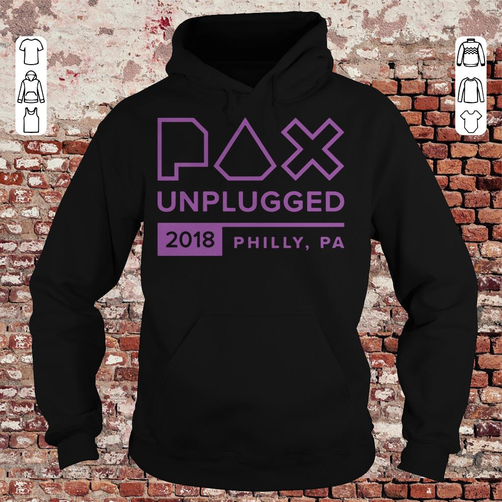 PAX Unplugged 2018 shirt Hoodie