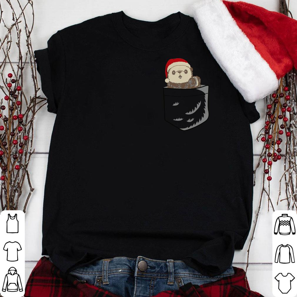 Pocket Ottermas shirt