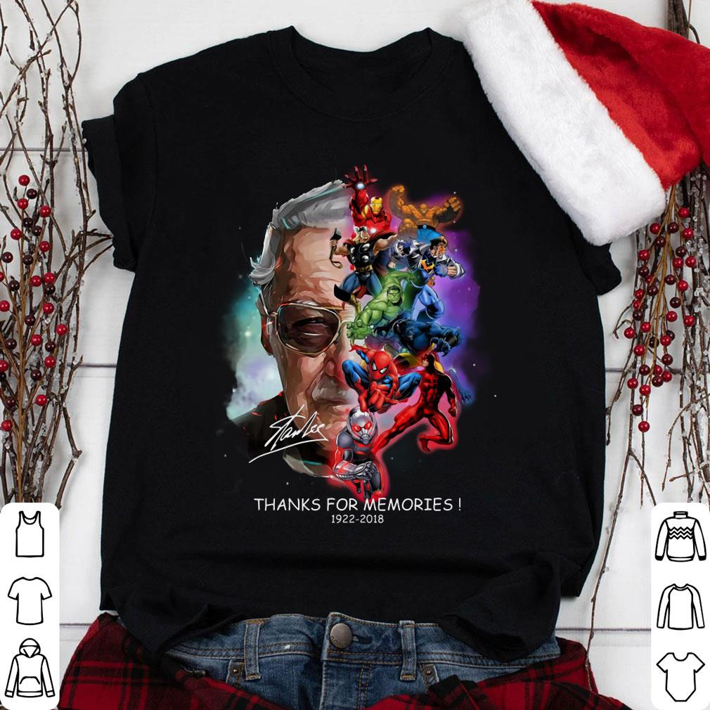 Stan Lee Father Of Marvel shirt 1
