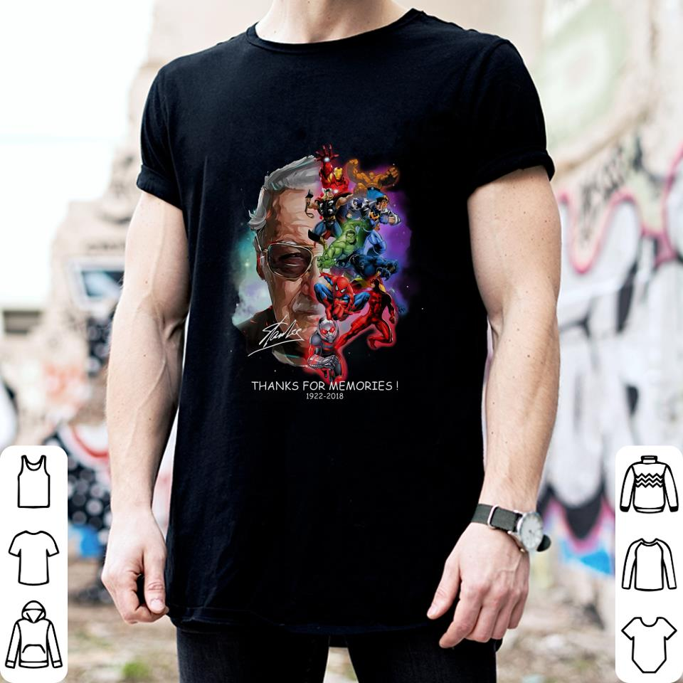 Stan Lee Father Of Marvel shirt 2