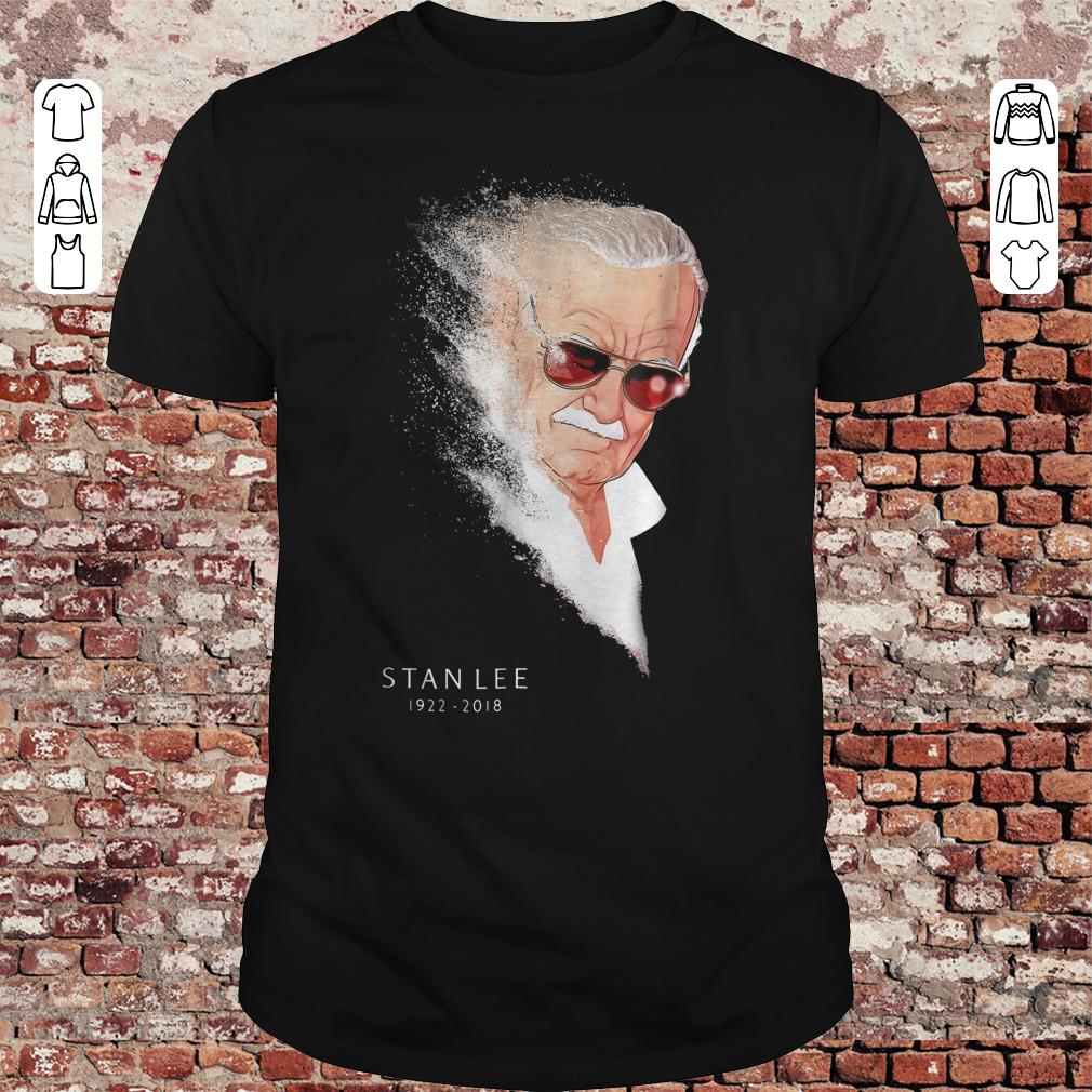Excelsior Stan Lee Signature shirt 2