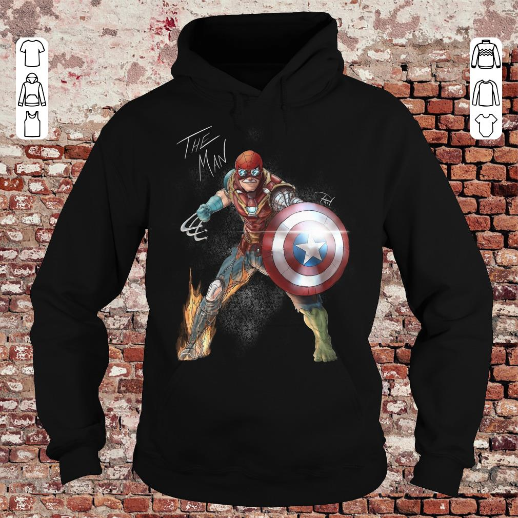 Stan Lee One with his universe shirt Hoodie