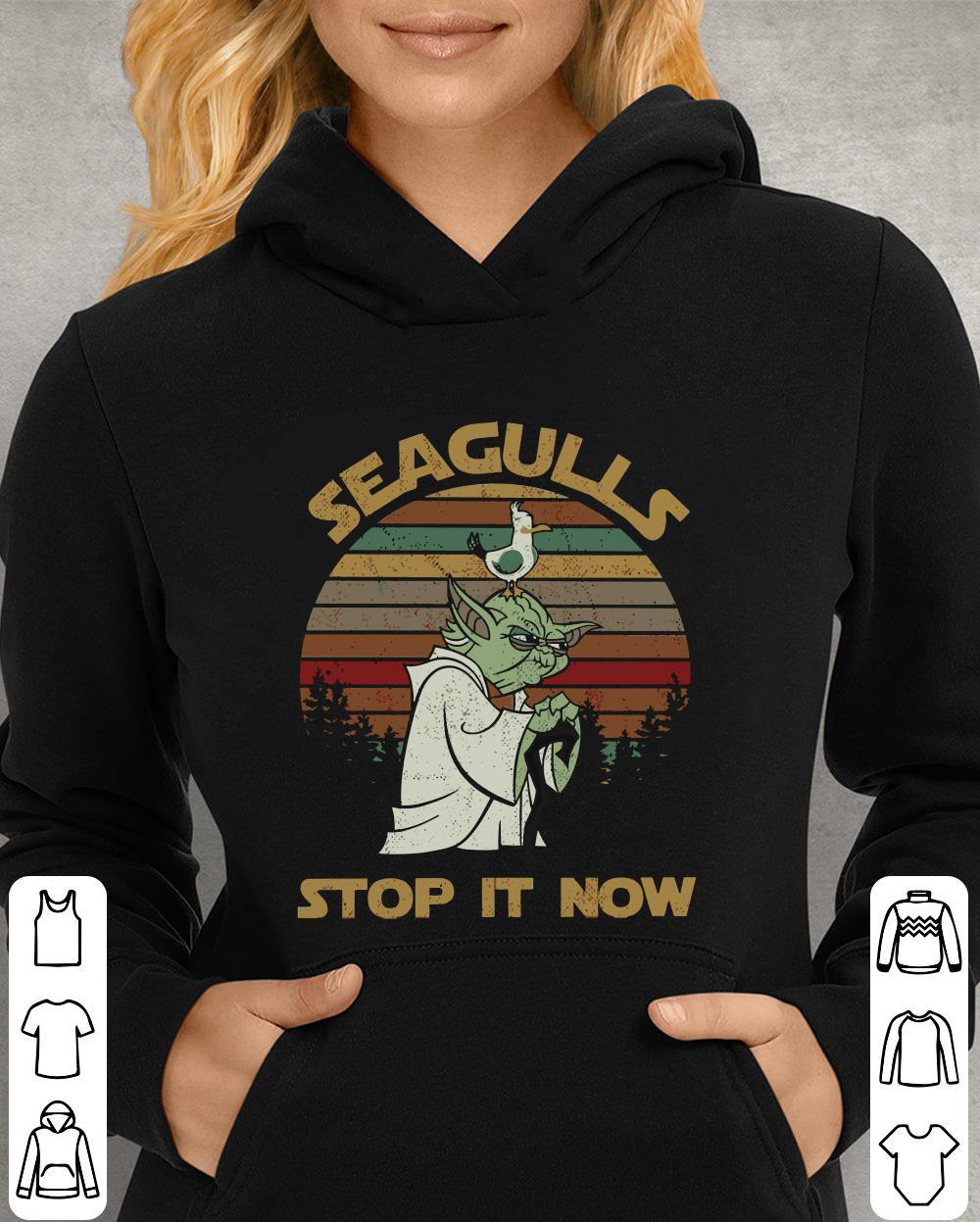 https://unicornshirts.net/images/2018/11/Sunset-retro-style-Seagulls-stop-it-now-shirt_4.jpg