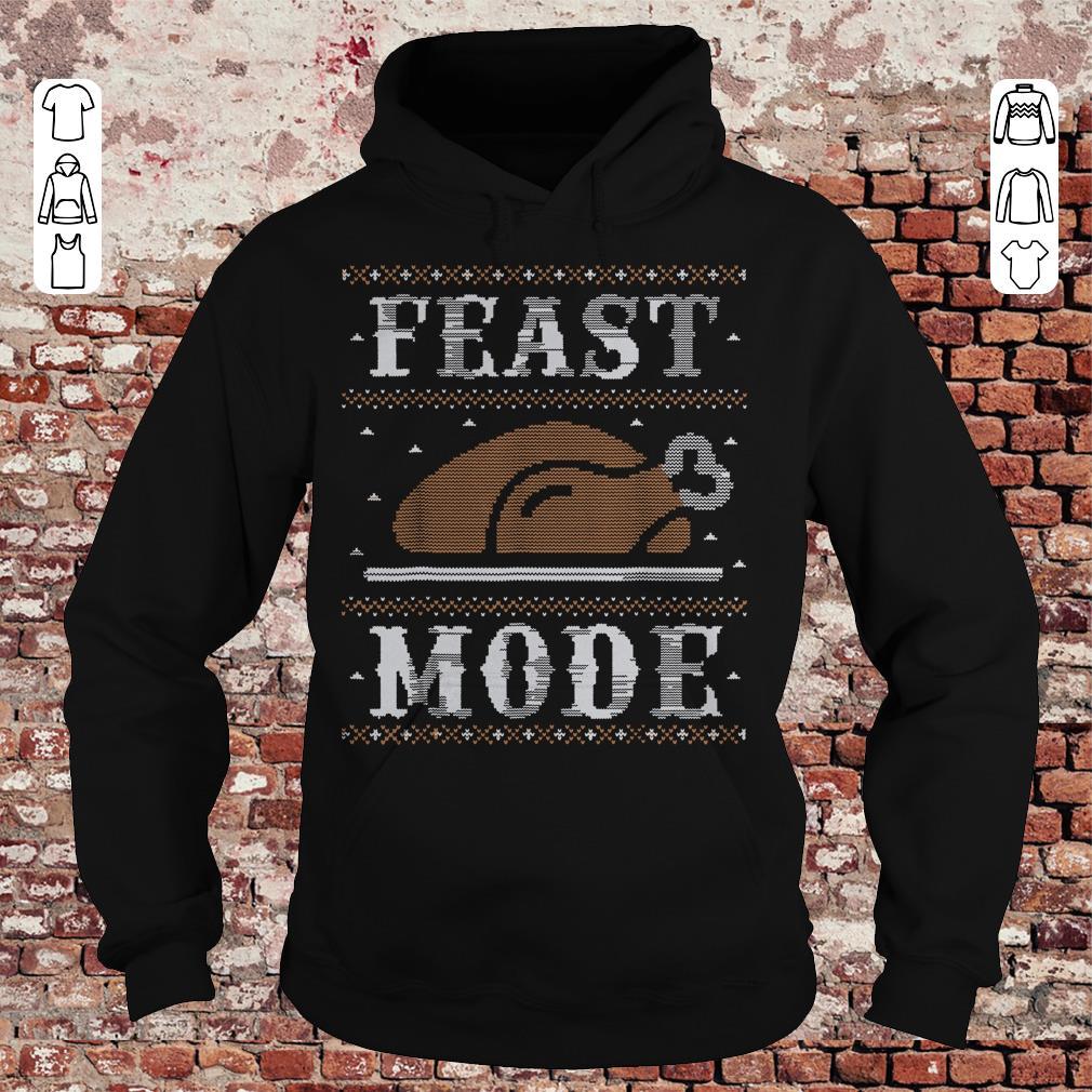 Thanksgiving Feast Mode sweater shirt Hoodie