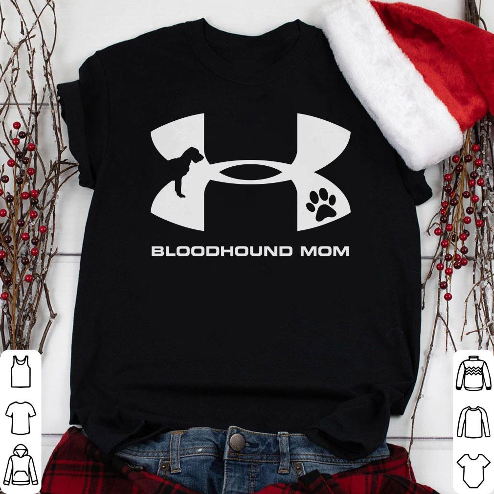 Under Armour Bloodhound Mom Shirt