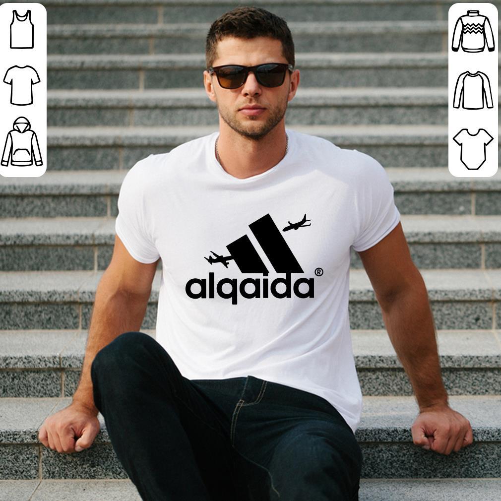 Al Qaeda Adidas Logo shirt
