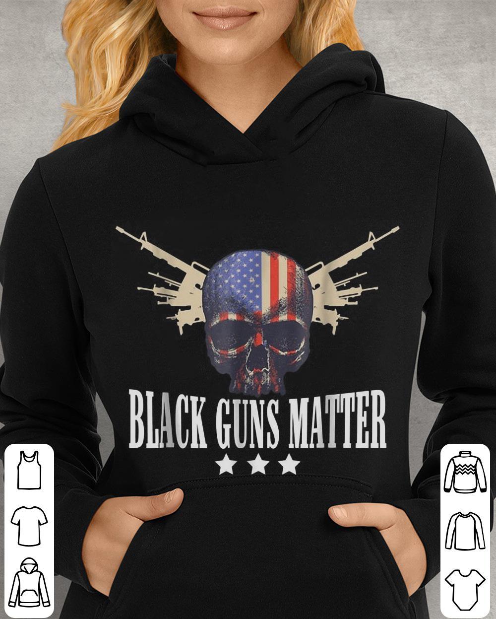 https://unicornshirts.net/images/2018/12/Black-Guns-Matter-American-Flag-Skull-Three-Stars-shirt_4.jpg