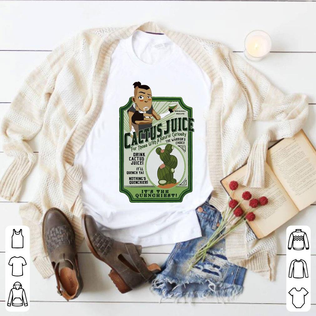 Cactus Juice shirt