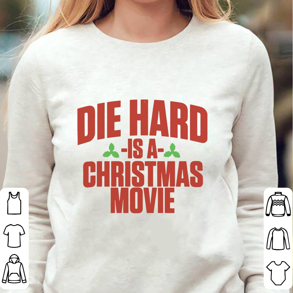 Strength in T-Shirt. Premium Sport Fashion!: Die hard is a christmas ...