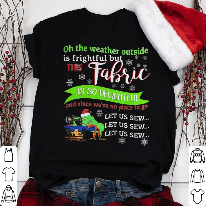 Grinch Mamas Don't Let Your Babies Grow Up To Be Grinches shirt