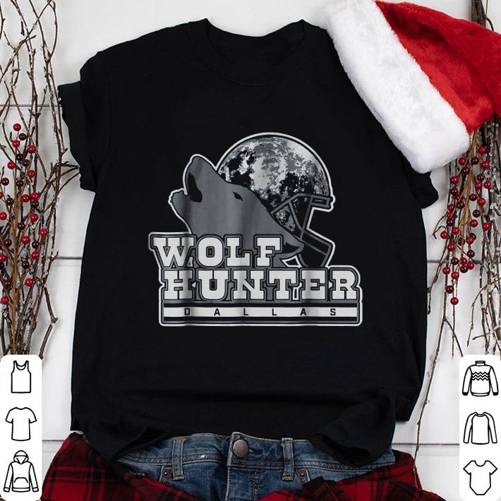 quality design 5cbfb f6eba Leighton Vander Esch Wolf Hunter Dallas Cowboys shirt