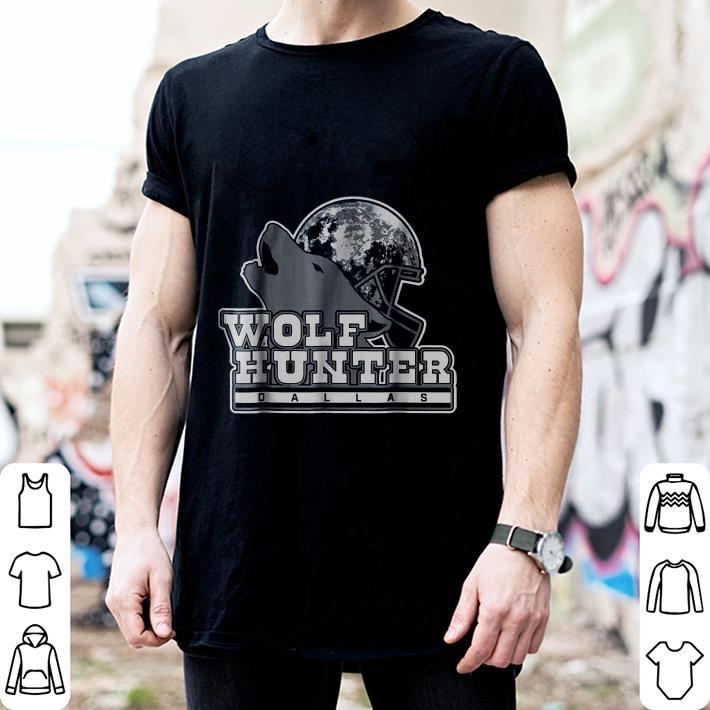 the best attitude 84573 b4b09 Leighton Vander Esch Wolf Hunter Dallas Cowboys shirt, hoodie, sweater