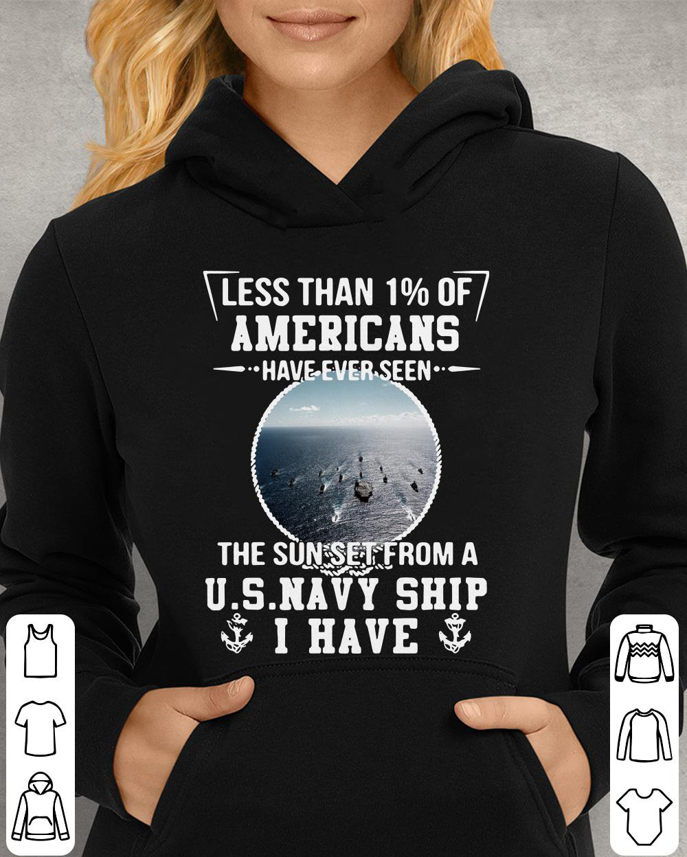 https://unicornshirts.net/images/2018/12/Less-than-1-of-Americans-have-ever-seen-the-sun-set-from-US-Navy-Ship-shirt_4.jpg