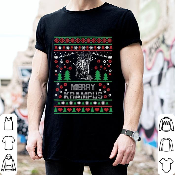 Merry Krampus Sweater