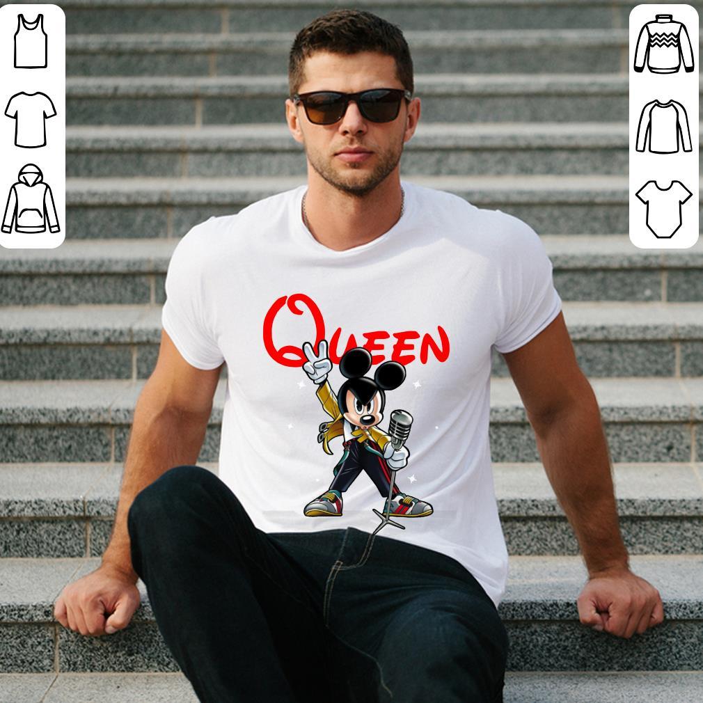 Mickey & Queen shirt