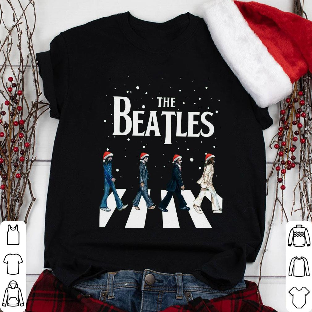 The Beatles Ugly Christmas Sweater shirt 1