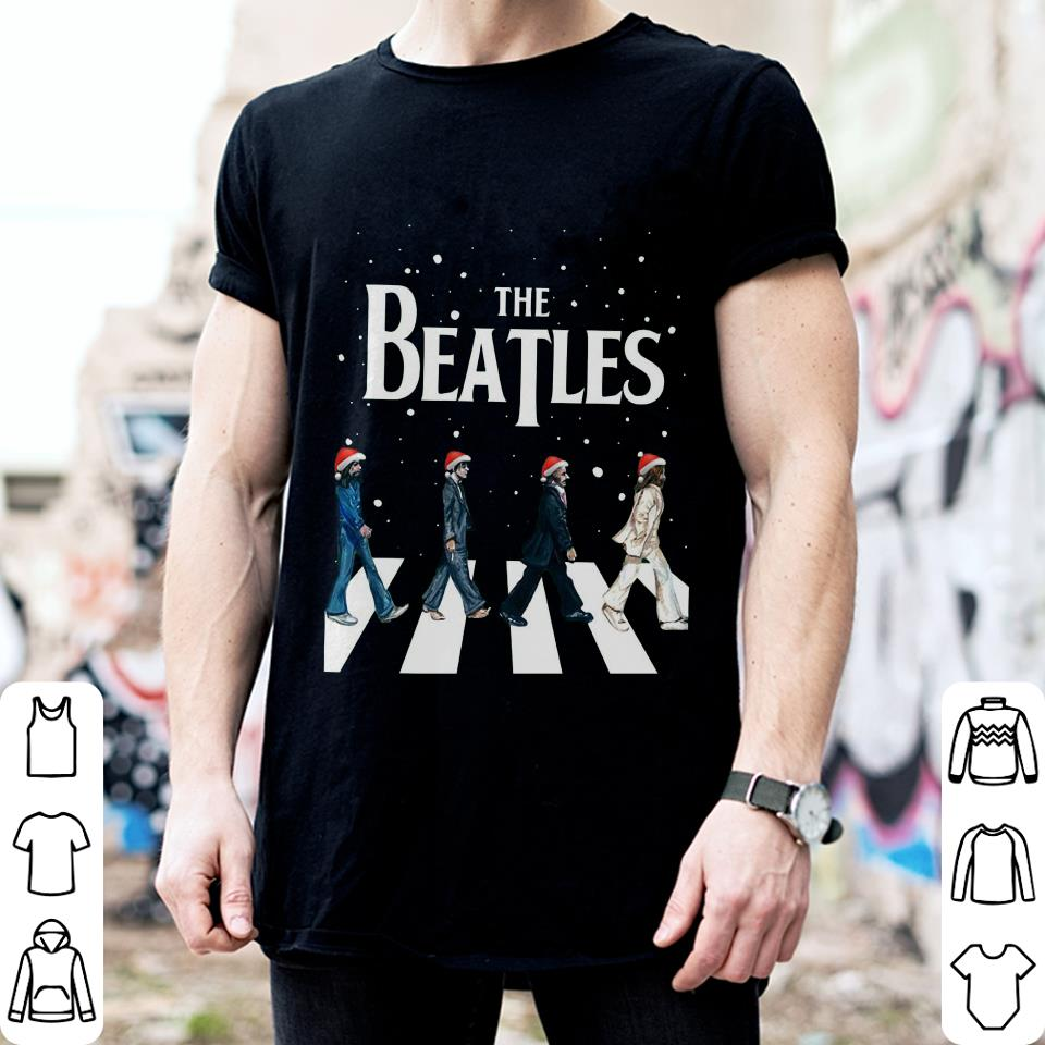 The Beatles Ugly Christmas Sweater shirt