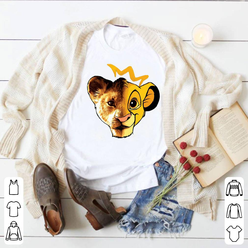 The Lion King Face shirt
