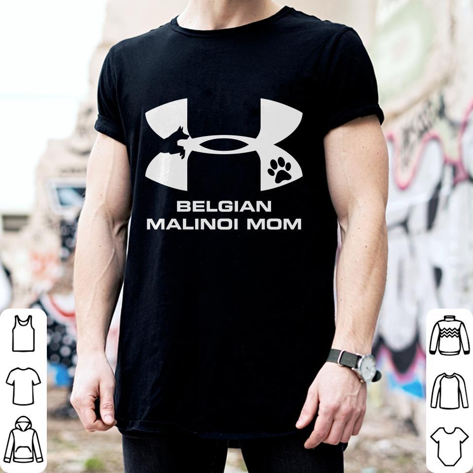 Under Armour Belgian Malinoi Mom Shirt