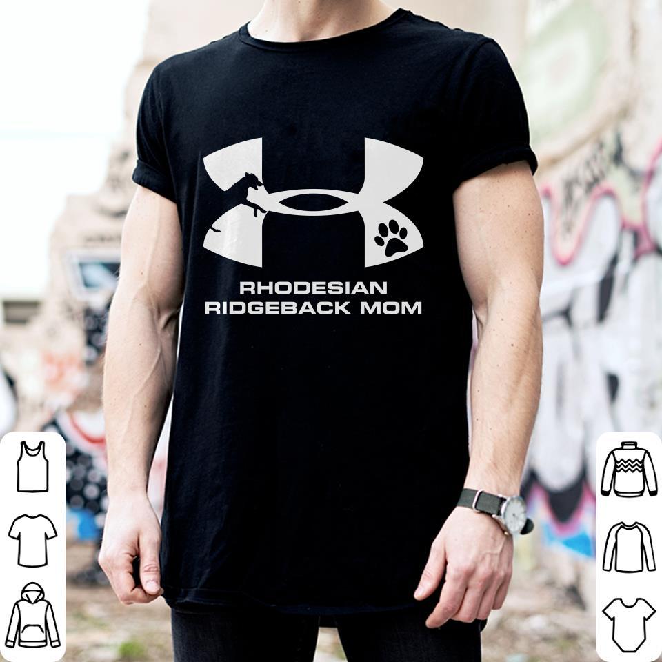 Under Armour Rhodesian Ridgeback Mom Shirt