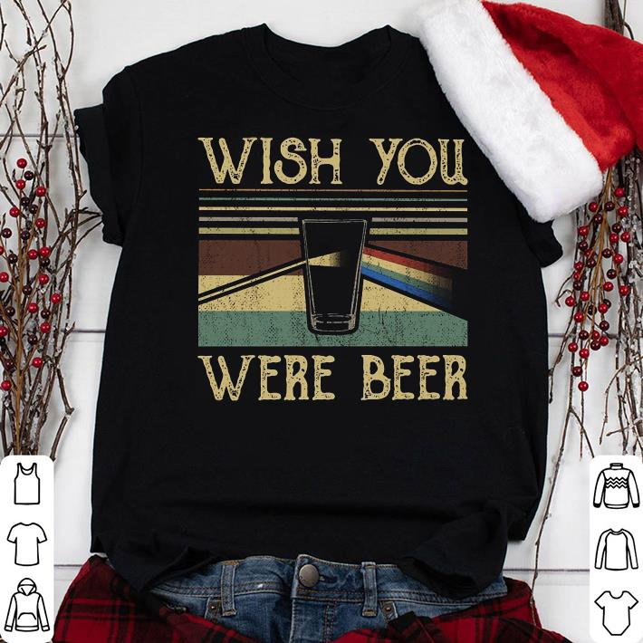 de4881c54f68 Wish You Were Beer Rainbow Glass shirt, sweater, hoodie, longsleeve