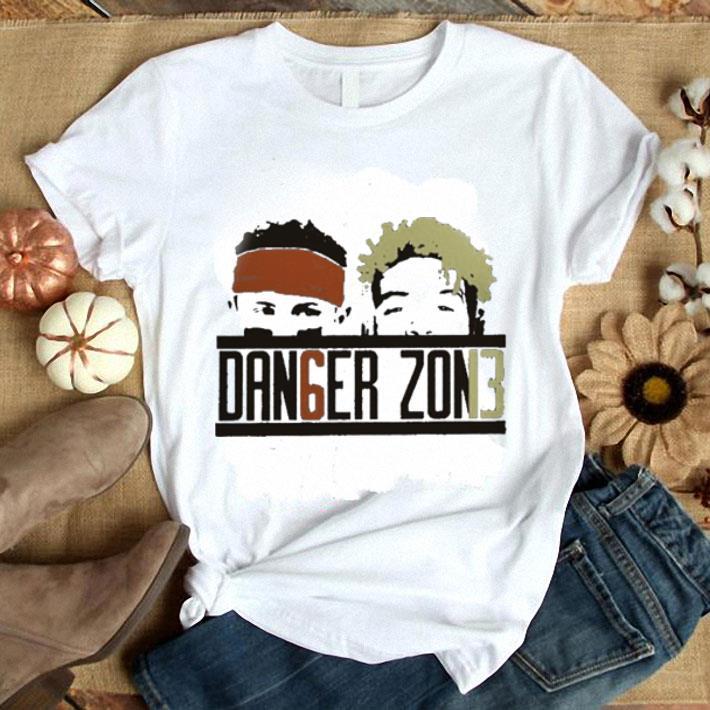 size 40 23a22 c261a Cleveland Browns Odell Beckham Jr Baker Mayfield danger zone shirt