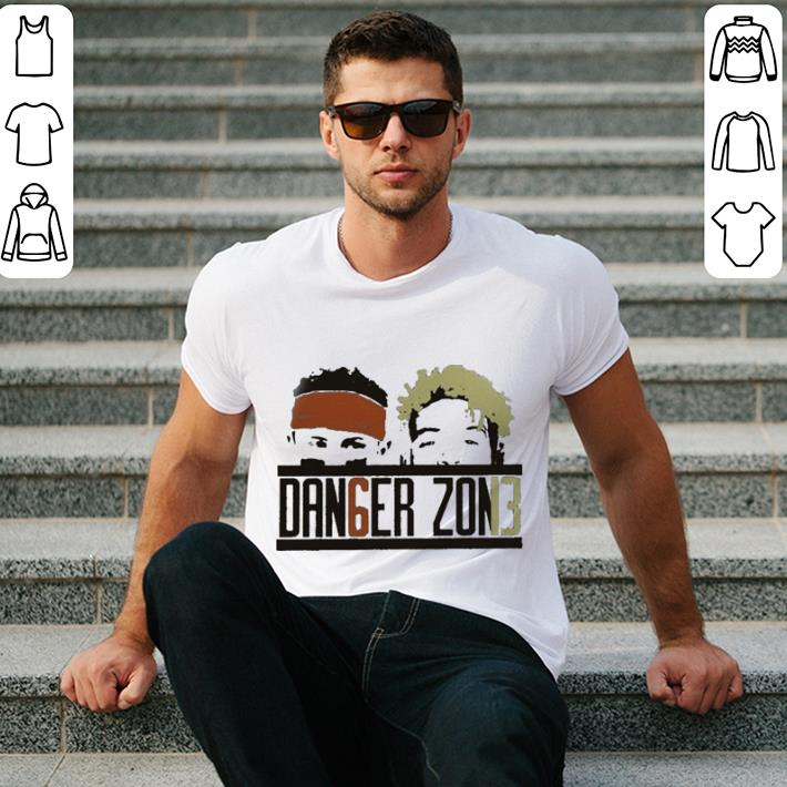 0df7c2692b2 Cleveland Browns Odell Beckham Jr Baker Mayfield danger zone shirt ...