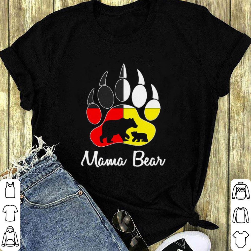Paw Mama Bear shirt