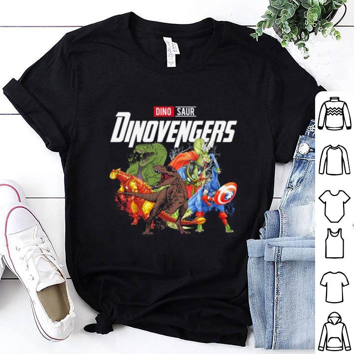 Bigfoot Bigfootvengers Marvel Avengers Endgame shirt 6