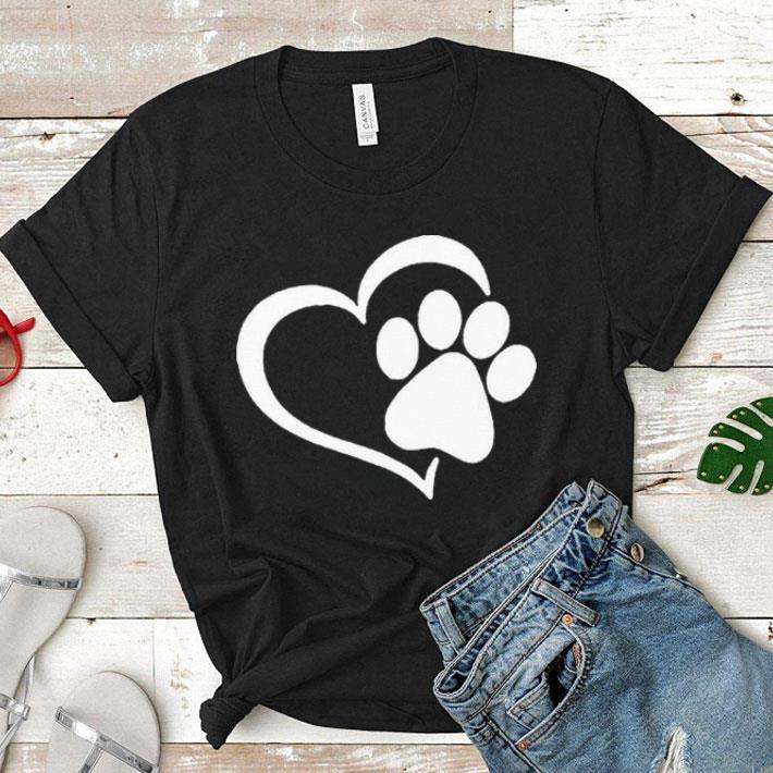 Heart Paw shirt 1