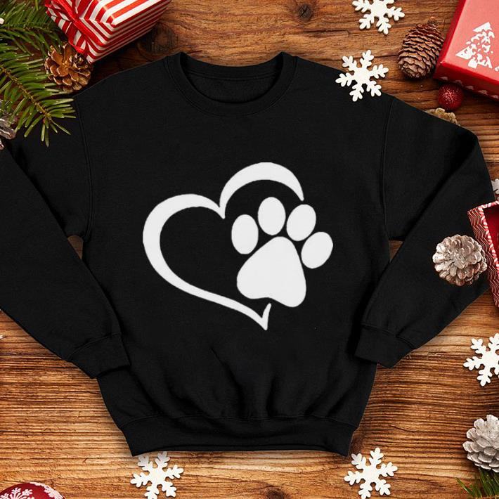 Heart Paw shirt