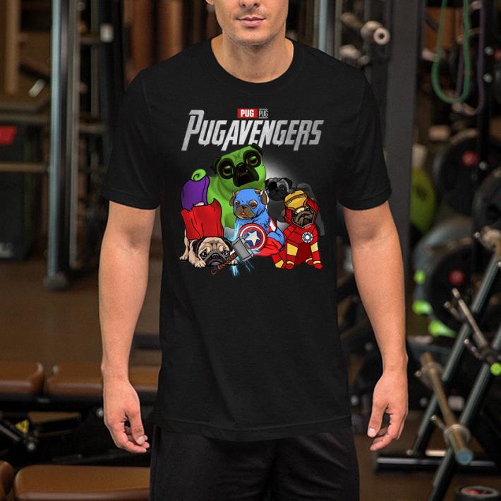 Marvel Avengers Endgame Pug Pugavengers shirt