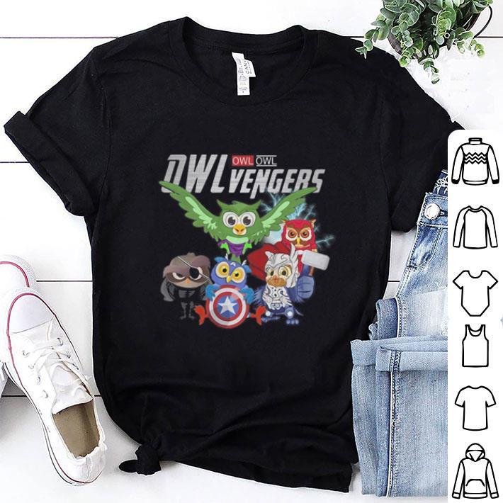 Marvel Horse Horsevengers Avengers Endgame shirt