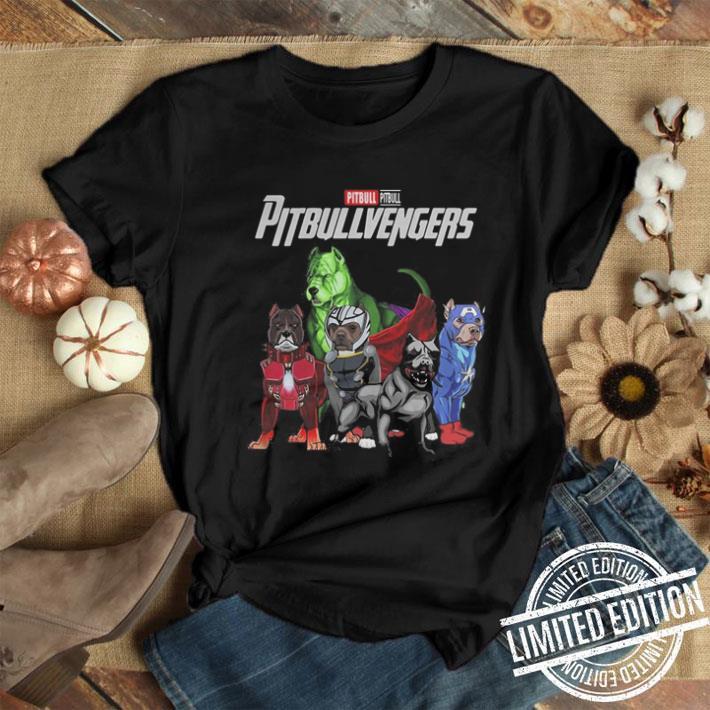 0bde488c3 Marvel Pitbull Pitbullvengers Marvel Avengers Endgame shirt, hoodie ...