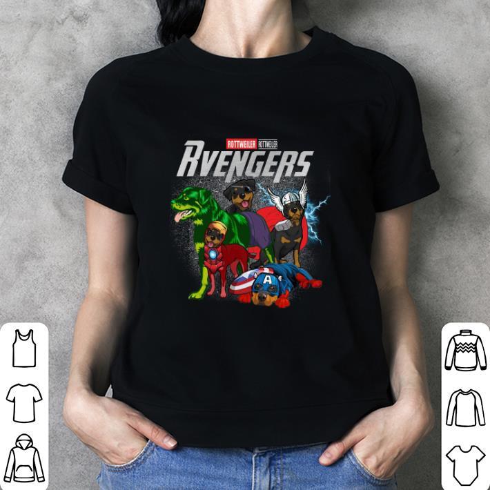 913f56127 Marvel Rvenger Rottweiler Marvel Avengers Endgame shirt, hoodie ...