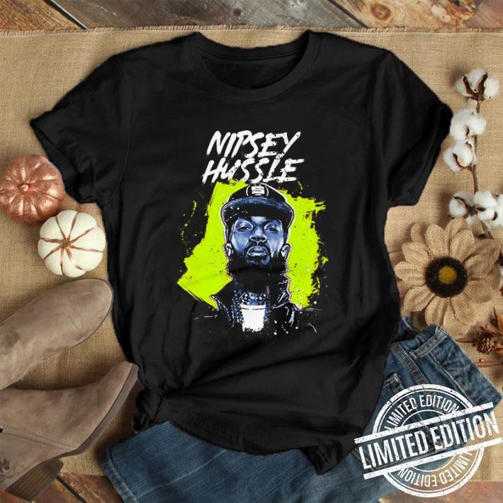 Rest in Power Rip Nipsey Hussle Crenshaw shirt
