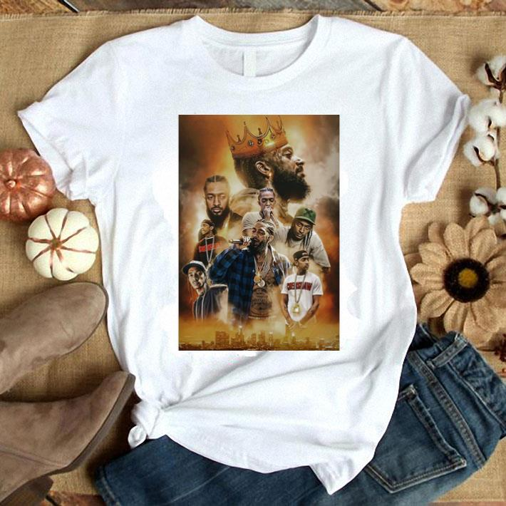 Pray Nipsey Hussle Victory Lap Rip Nip shirt