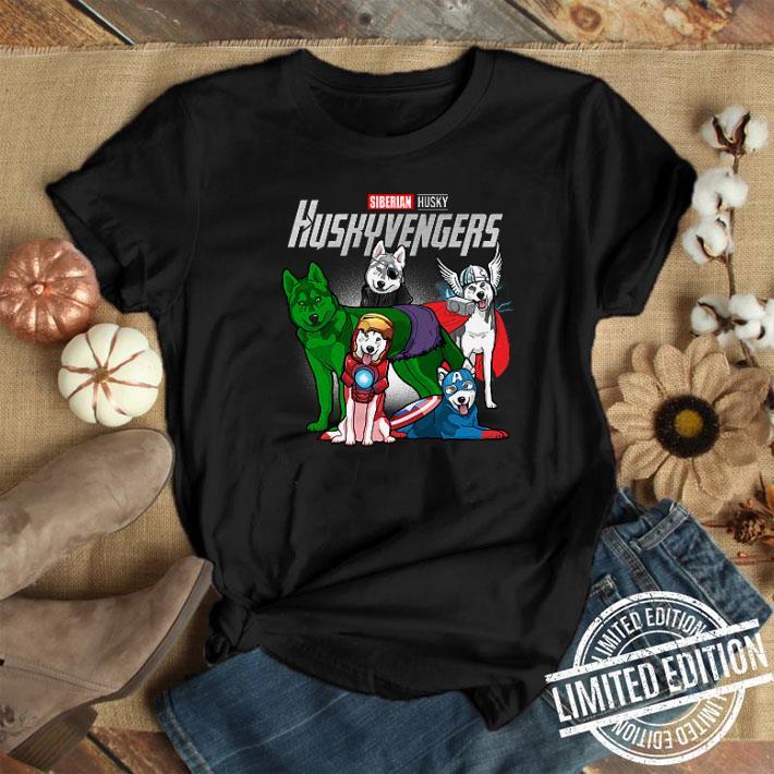 Bulldog Bulldogvenger Marvel Avengers Endgame shirt 6