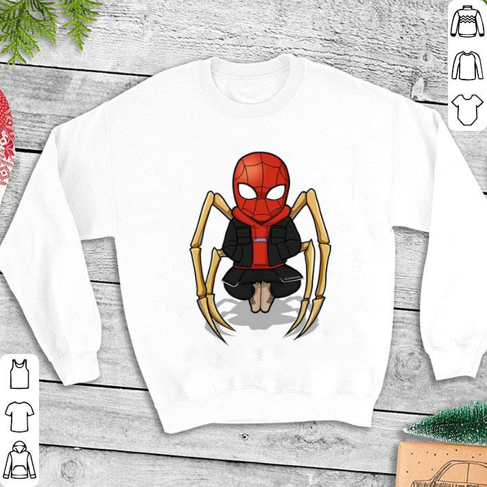 Chibi Spider Man Supreme Avengers shirt