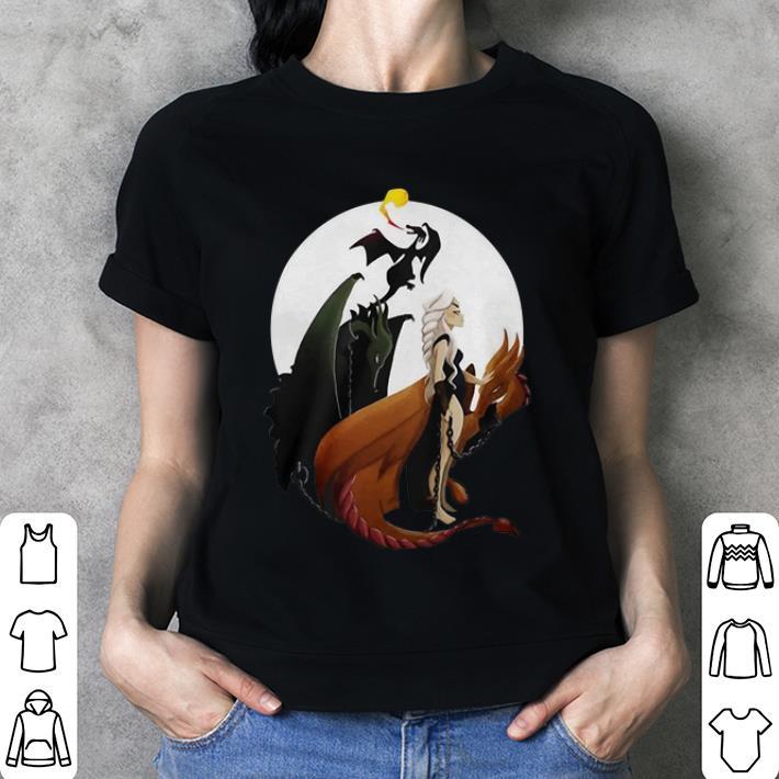 Game of Thrones Daenerys Targaryen Mother of Dragons shirt