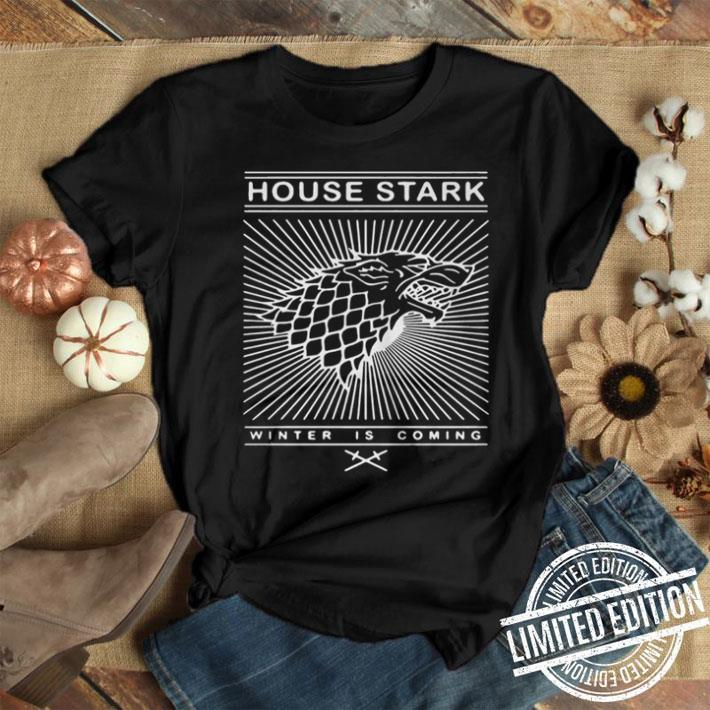 House Stark winter is coming Game of Thrones shirt